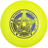 Junior Ultimate Star 145g Disc Is The First Professional Ultimate Discs For Junior In China. It Is Designed For Junior Below 12 Years Old,Material PE 1 Flying Disc. The Best Hot Foil Image. (Lime)