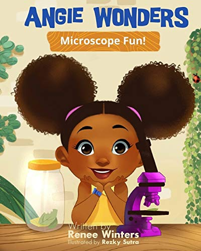 Angie Wonders: Microscope Fun!