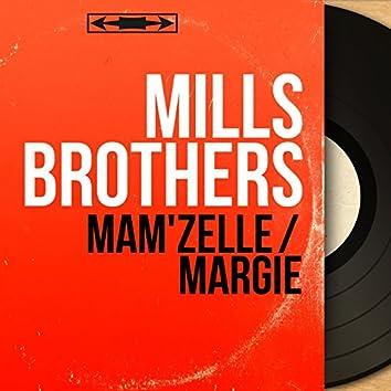 Mam'zelle / Margie (feat. Milton Rogers et son orchestre) [Mono Version]