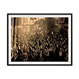 My Party Shirt The Shining Overlook Hotel Ballroom Photograph Large Jack Nicholson Movie Poster