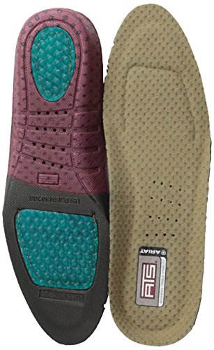 Ariat Men's ATS A10008007 Shoe Insert Footbed Round Toe Insole, 10.5 M US