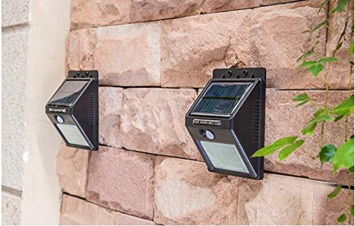SEKUON 2 Unidades de Linterna LED portátil con Sensor de Movimiento inalámbrico, Impermeable, no Necesita batería, Acampada/luz de Emergencia