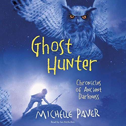 Ghost Hunter cover art