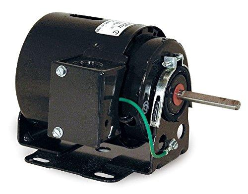 Dayton 3M364 HVAC Motor, 1/15 hp, 1550 RPM, 115V