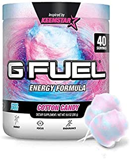 Gamma Labs G FUEL Tub - 40 Serves - Cotton Candy