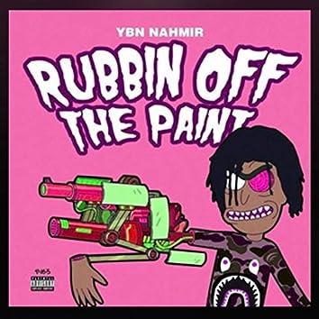Rubbin off the Paint