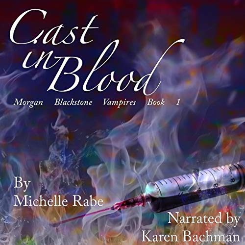 Cast in Blood  By  cover art