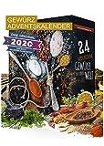 Gewürz Adventskalender 24x20g von Krautberger