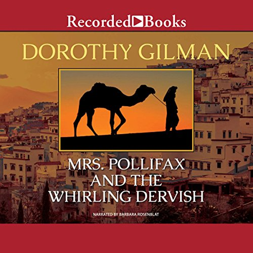 Mrs. Pollifax and the Whirling Dervish Titelbild