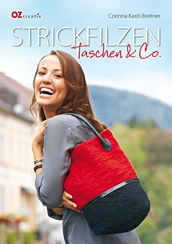 Strickfilzen: Taschen & Co