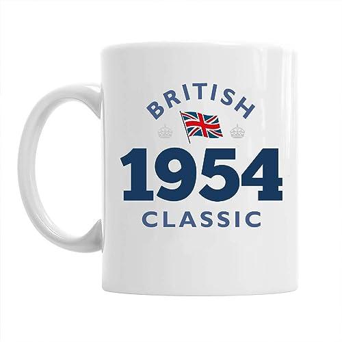 65th Birthday Gift Idea British Classic For Men Or Women Him