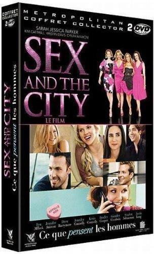 Sex and the City : Le film + Ce que pensent les hommes [Francia] [DVD]