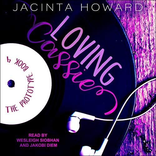 Loving Cassie audiobook cover art