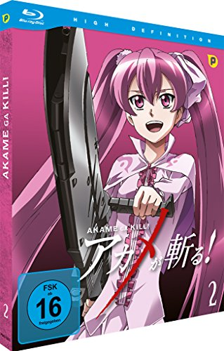 Akame ga Kill - Vol. 2 [Blu-ray]