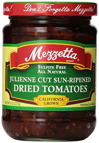 Mezzetta Sun-Ripened Dried Tomatoes In Olive Oil