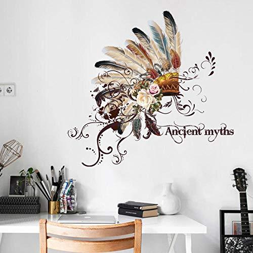 DIY, Etiqueta de La Pared Engomada - Sofá escritorio fondo pintura decorativa autoadhesiva