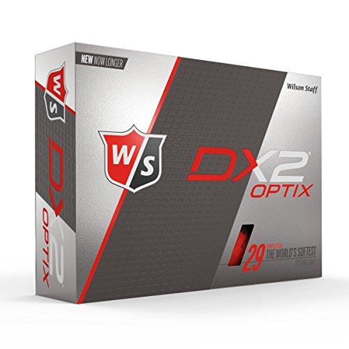 Wilson Staff DX2 Optix Golf Balls
