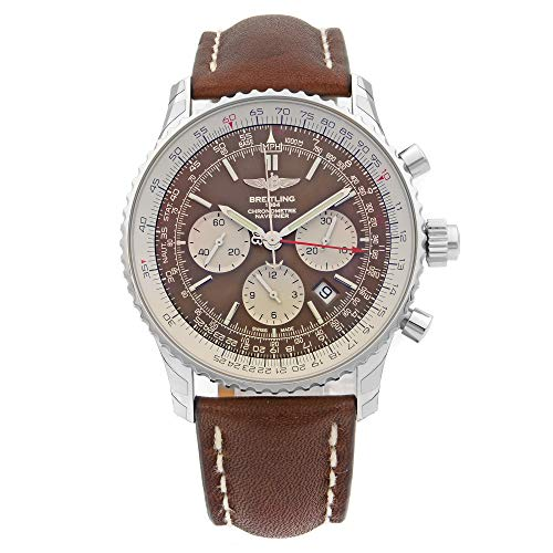 Breitling Navitimer Rattrapante Mens Watch - AB031021/Q615-756P