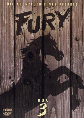 Fury - Box 3 [4 DVDs]