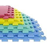 Foam Mat Floor Tiles, Interlocking...