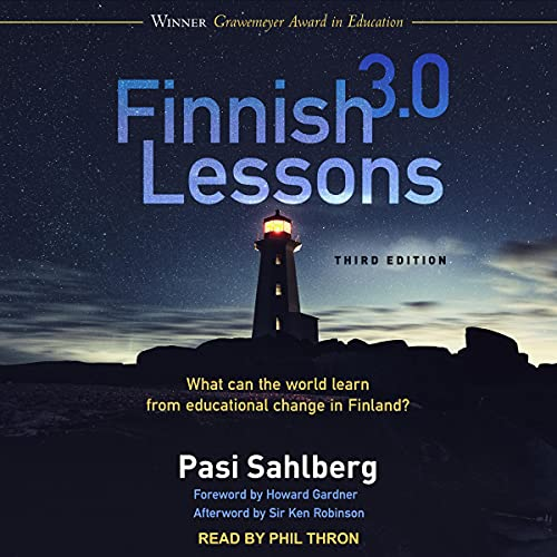 Finnish Lessons 3.0 (Third Edition) cover art