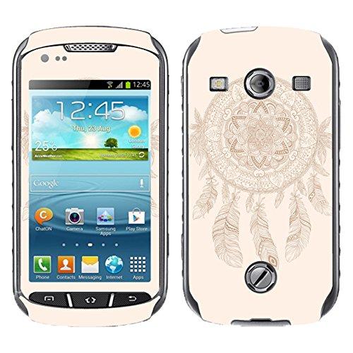DISAGU SF 104624_ 817Design Skin per Samsung S7710Galaxy Xcover 2–Motivo Acchiappasogni Mandala Sand