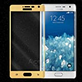 High-Sensitivity Explosion-Proof 9H Hardness 3D Round Edge Tempered Glass Screen Protector for Samsung Galaxy Note Edge SM-N915V Net10