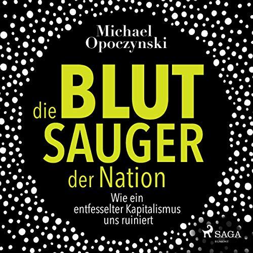 Die Blutsauger der Nation audiobook cover art