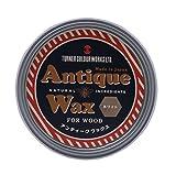 ターナー色彩 アンティークワックス ホワイト AW120007の写真