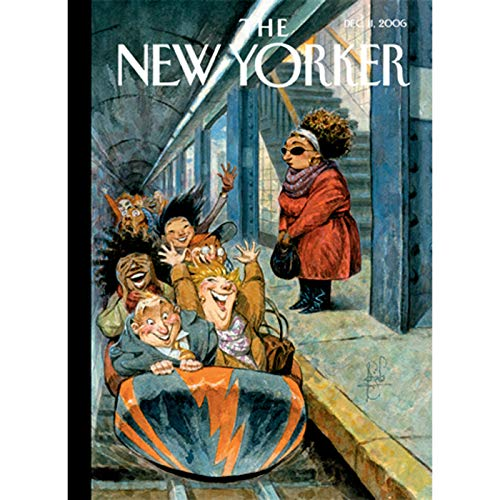 The New Yorker (Dec. 11, 2006) audiobook cover art
