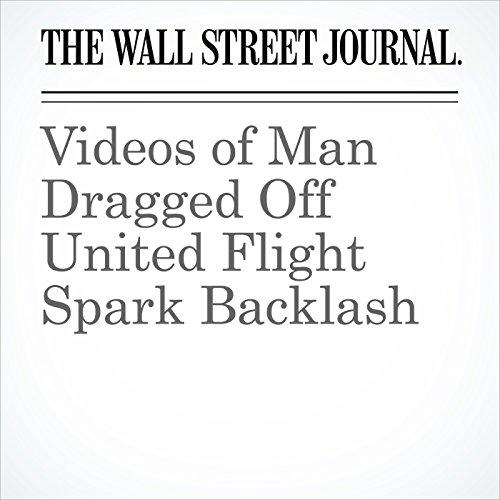 Videos of Man Dragged Off United Flight Spark Backlash copertina