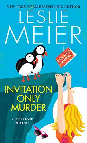 Invitation Only Murder by Meier, Leslie ebook deal