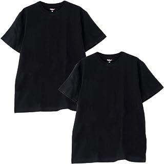 (グッドウェア)Goodwear メンズ 半袖 Tシャツ 2枚 セット クルーネック ヘビーウェイト 無地 USA GDPT001