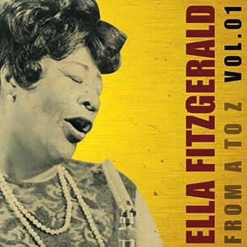 Ella Fitzgerald from A to Z, Vol. 1