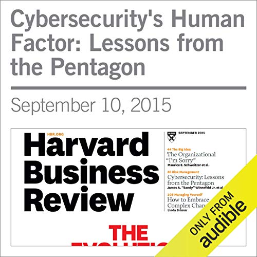 Cybersecurity's Human Factor: Lessons from the Pentagon copertina