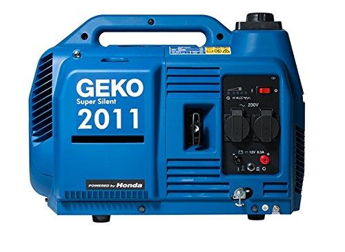 Geko Stromerzeuger 2011 E-P/HHBA SS (SuperSilent); Leistung 1,7kVA; 560x340x415 mm