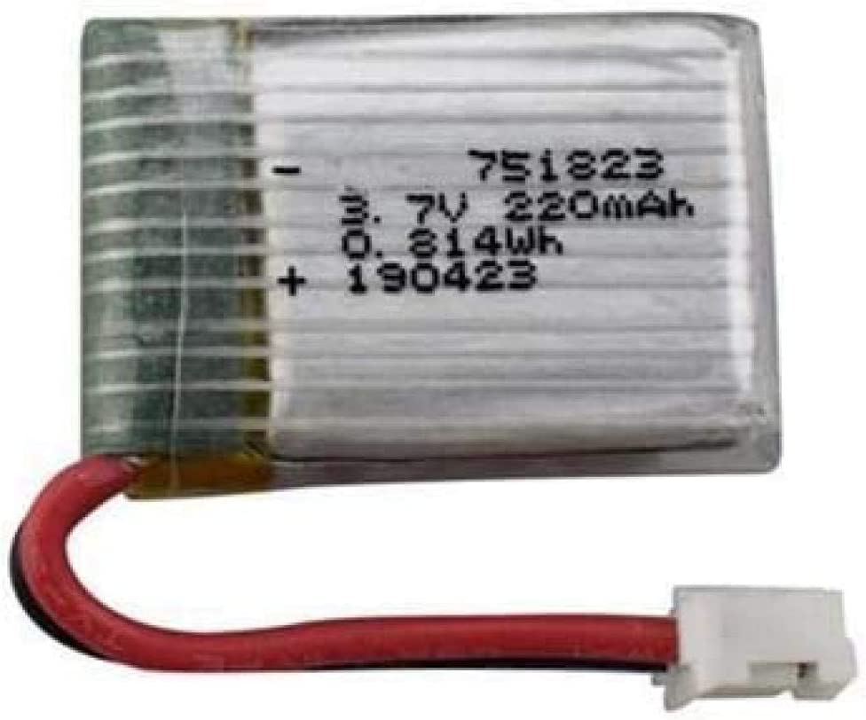 Batteries 3.7V 220Mah Lipo Some reservation Battery for Hs E010 F36 T36 Bargain Nh010 H36
