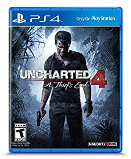 Uncharted 4: A Thief's End - PlayStation 4 - Standard Edition (B00KVVAFOO) | Amazon price tracker / tracking, Amazon price history charts, Amazon price watches, Amazon price drop alerts
