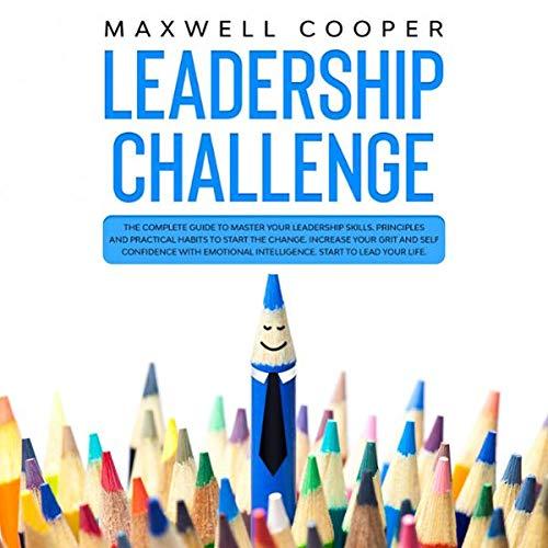 Leadership Challenge cover art