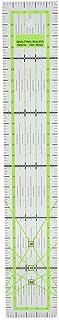 HEEPDD Règle de matelassage de 5x30cm / 1,96x11,8 Pouces, règle de Coupe Facile de règle Acrylique découpée au Laser pour ...