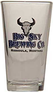 Big Sky Brewery Pint Glass (1)