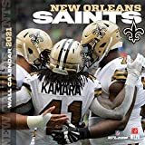 New Orleans Saints 2021 Calendar
