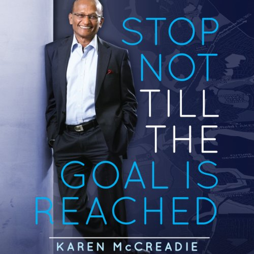 Stop Not Till the Goal Is Reached cover art