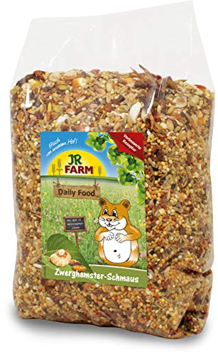 JR Farm, Zwerghamster-Schmaus
