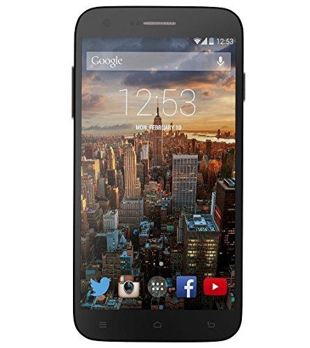 RCA G1 5.5' Hd, Unlocked Dual Sim, 8Mp Camera, 8Gb Rom, 1Gb Ram, android 4.4 – Black