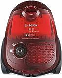 Bosch BGL2B1108 Aspirapolvere Utilizzabile con e Senza Sacchetto, Rosso/Nero