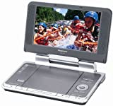 Panasonic DVD-LS82 8.5-Inch Portable DVD Player with Headrest Kit