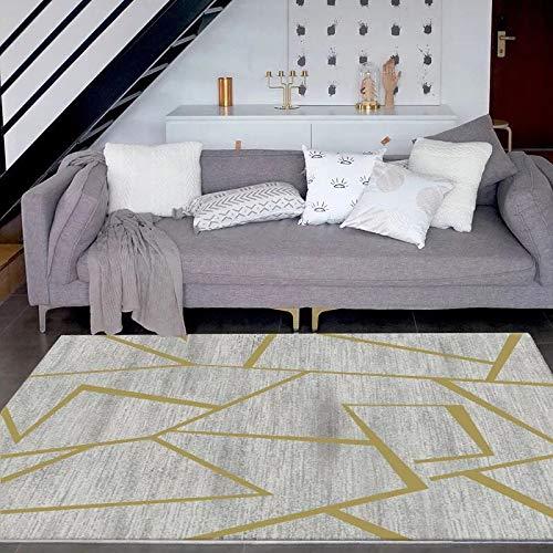CCBAO Dicker Rutschfester Wasserdichter Teppich Geeignet Für Wohnzimmer Schlafzimmer Eingangsmatte Tiermatten Die Keine Haare Verlieren Und Pflegeleicht Sind