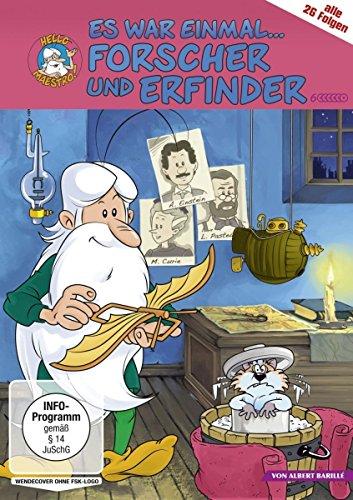 Es war einmal … Forscher und Erfinder [6 DVDs]