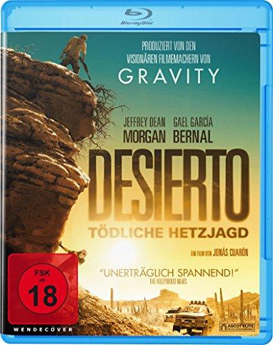 Desierto - Tödliche Hetzjagd [Blu-ray]